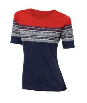 aclima designwool marius t-shirt dame - original