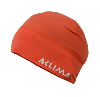aclima lightwool beanie - poinciana