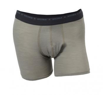 aclima lightwool shorts herre - ranger green