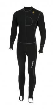 aclima warmwool bodypiece - jet black