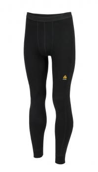 aclima warmwool longs herre - jet black