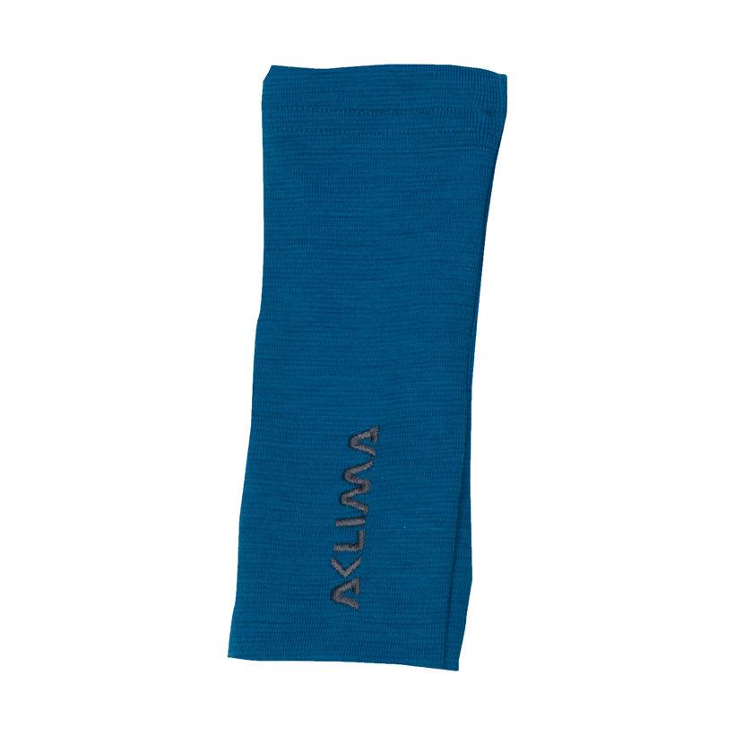aclima warmwool pulse heater dame - blue sapphire