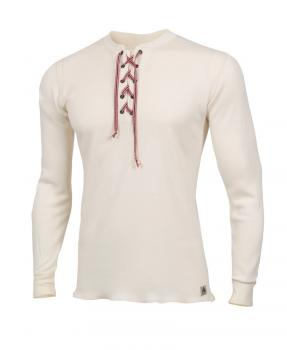 aclima warmwool shirt w/cord herre - nature