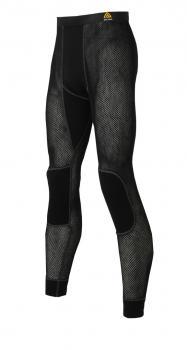aclima woolnet longs herre - jet black