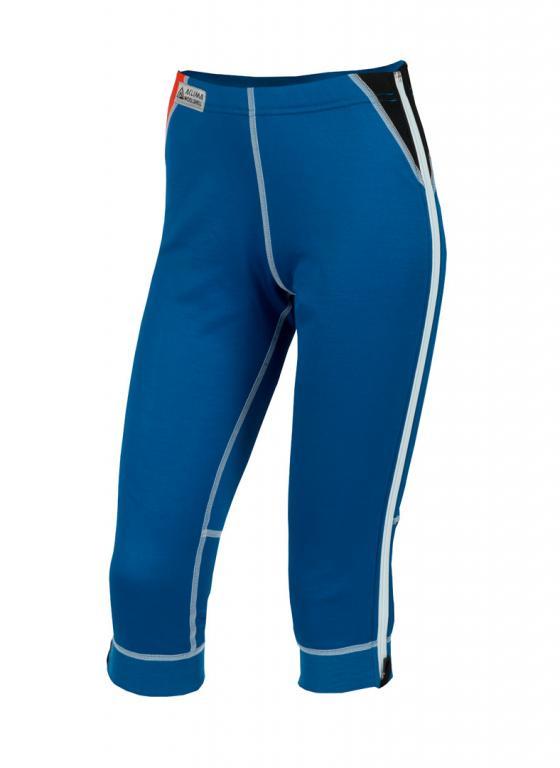 aclima woolshell summit pants dame - blue sapphire