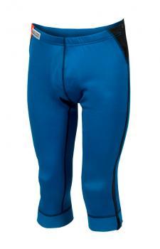 aclima woolshell summit pants herre - blue sapphire
