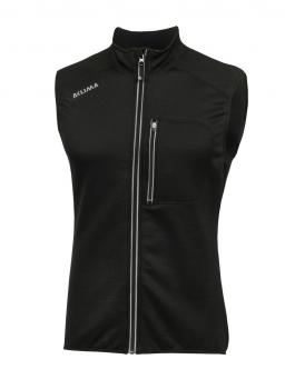 aclima woolshell vest herre - jet black