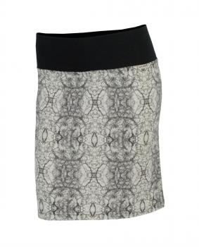 aclima urbanwool skirt - sky twigs