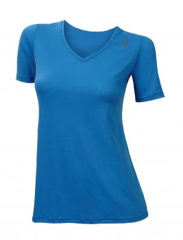 aclima lightwool t shirt loose fit dame