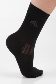 aclima liner socks - jet black