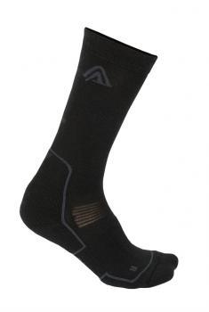 aclima trekking socks - jet black