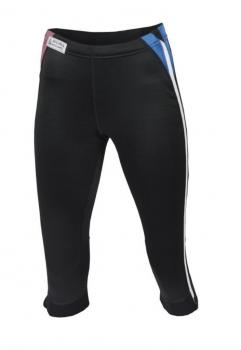 aclima woolshell summit pants dame - jet black
