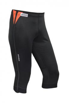aclima woolshell summit pants herre - jet black