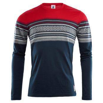 aclima designwool crew neck light herre - original