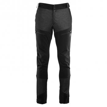 aclima flexwool pants herre - jet black
