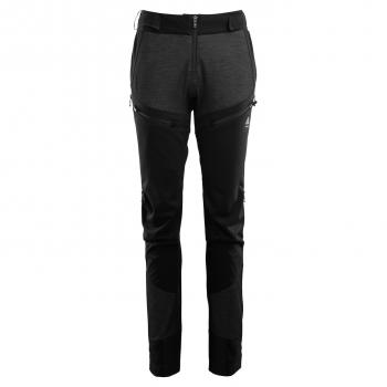 aclima flexwool pants dame - jet black