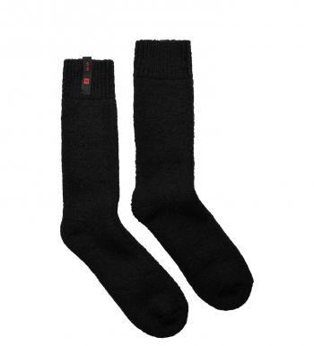aclima lars monsen anárjohka thick socks - jet black