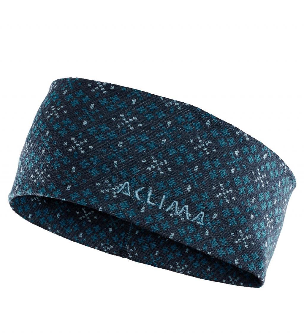 aclima designwool glitre headband unisex - einer